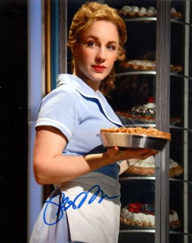 JESSIE MUELLER.. Waitress' Jenna (Broadway) SIGNED