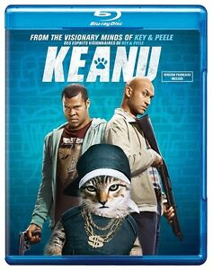 KEANU BLU-RAY + DIGITAL HD / NEUF EMBALLÉ !!