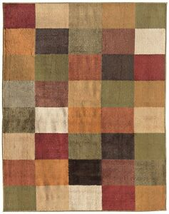Orian Rugs Big Blocks 3-Pc. Area Rug Set, New