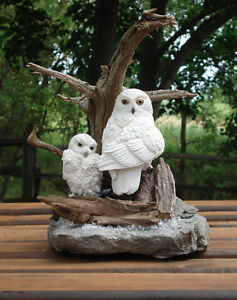 Hand Crafted Snowy Owls Kingston Kingston Area image 2