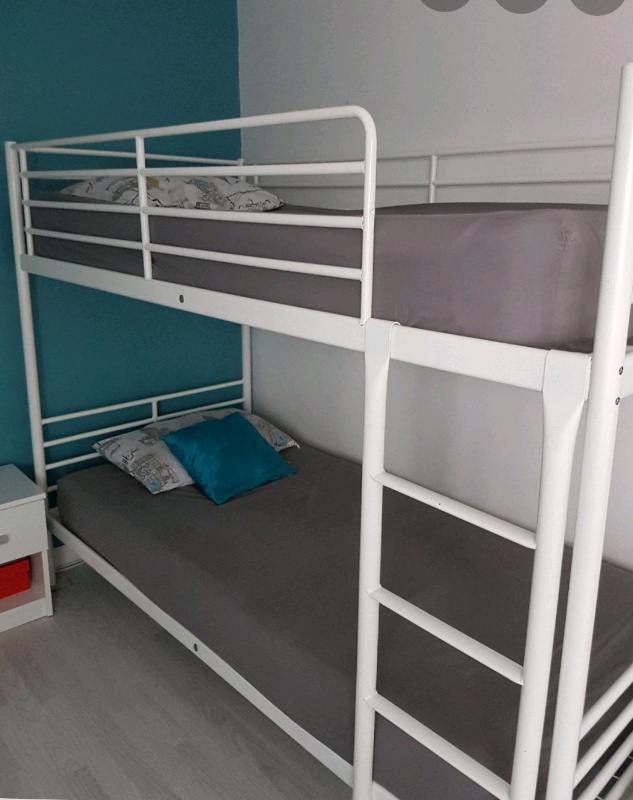 Metal Bunk Bed With Mattresses In Highgate London Gumtree