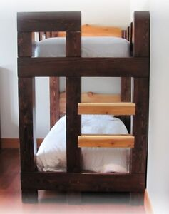 Hand crafted Timber beds by locall Co.17yrs running Comox / Courtenay / Cumberland Comox Valley Area image 3