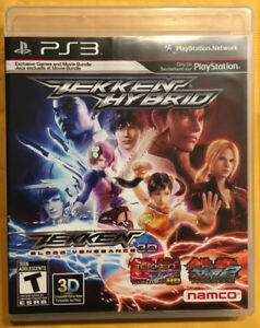 Tekken Hybrid (PS3) Need Gone ASAP