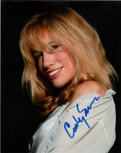 CARLY SIMON.. You're So Vain Singer - SIGNED