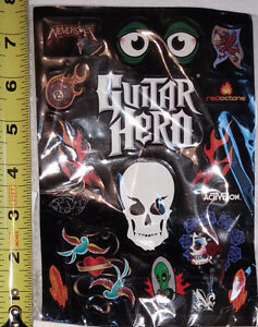Guitar Hero Design Stickers - NEW London Ontario image 1