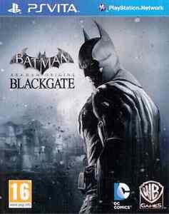 Je cherche Blackgate sur vita