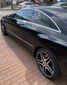 Mercedes E class E350 CDI Blueef-Cy