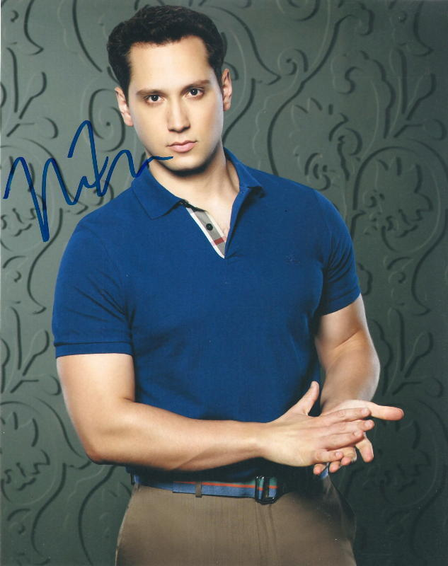 MATT McGORRY.. How To Get Away With Murder's Asher - SIGNED