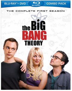The Big Bang Theory Season 1 Blu Ray/DVD