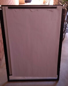 Presentation Easel - Whiteboard and Paper Pad Holder