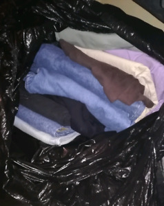PLUS size bag of mixed  jeans/pants/capris & items