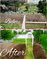 Landscaping for LESS. Quality work with 15 years experience!