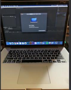 """MAXED 15"""" Mid 2015 MacBook Pro RETINA Quad i7 2.5/16GB 512GB SSD"""