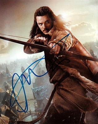 LUKE EVANS.. The Hobbit: The Desolation of Smaug's Bard the Bowman - (The Hobbit The Desolation Of Smaug Bard)