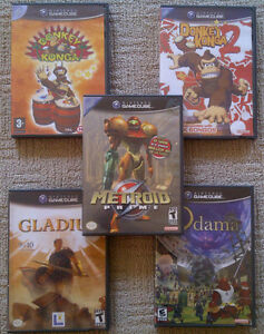 GameCube Games - $20.00 each or trade for other games