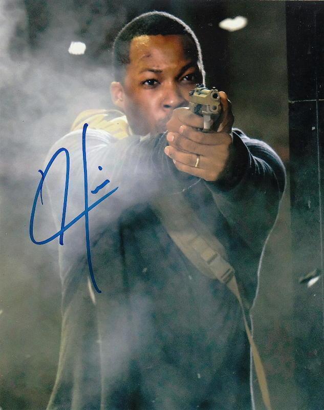 COREY HAWKINS.. 24 Legacy's Gun Toting Hero - SIGNED