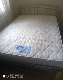 Double bed 130x190cm