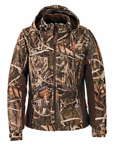 NEW - SHE Waterfowl hunting jacket and pant Size L