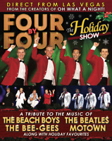 """FOUR BY FOUR """"THE HOLIDAY SHOW"""" IS COMING TO KELOWNA"""