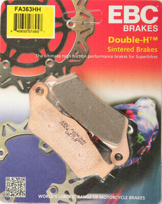 EBC Double-H Sintered Metal Brake Pads FA363HH