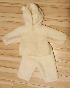 Baby Gap 3-6 month Fleece suit
