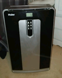 HAIER HPND14XCT portable Air conditioner and dehumidifier