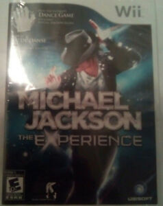 Michael Jackson The Experience Limited Edition w/Glove Brand New