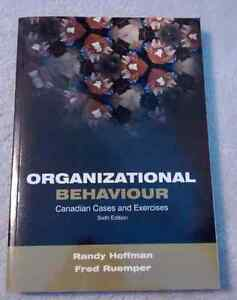 Organizational Behaviour: Canadian Cases and Exercises 6/e
