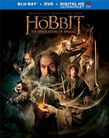 The Hobbit 1 and 2 Blu ray Combo