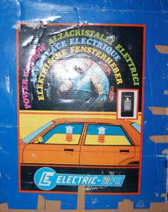 NEW BMW E30 Sedan ElectricLife Power Window Kit