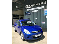 Hyundai i20 1.2 2010MY Classic 5Dr Hatchback *NOW SOLD*