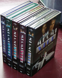 Miami Vice Complete Series