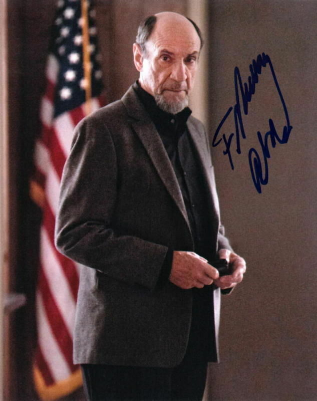 F. MURRAY ABRAHAM.. Homeland's Dar Adal - SIGNED