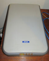 Epson Perfection 1260 8.5 x 11 Photo Scanner For Sale