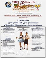 Oktoberfest at Belleville Shrine Club