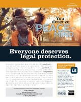 ™ Don't face legal issues alone!