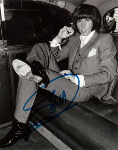 BARRY GIBB.. Bee Gees Charmer - SIGNED