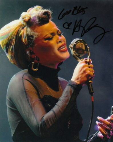 ANDRA DAY.. Cheers To The Fall Singer - SIGNED