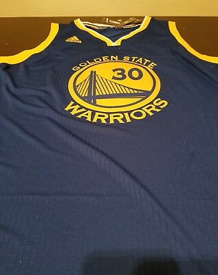 f7177c69b43 Adidas Men's Golden State Warriors NBA Swingman Jersey (Mens XL)