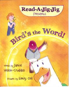 Children's Book Launch - Bird's the Word