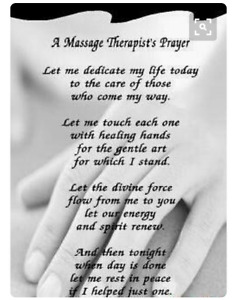 Healing Massage- come feel relaxed