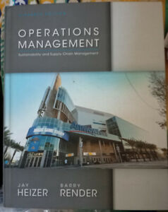 Operations Management | 11th Edition | Jay Heizer | Barry Render