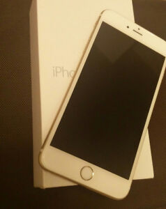 UNLOCKED IPHONE 6S PLUS 64GB GOLD - NEAR PERFECT CONDITION