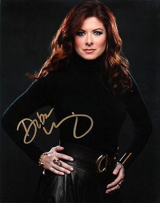 Debra Messing   Smash Beauty   Signed