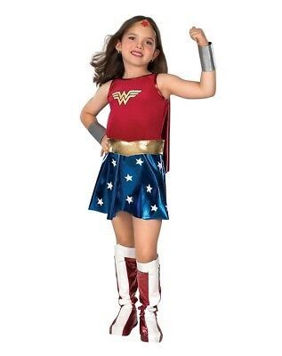 Deluxe Wonder Woman Child Costume, 882312, - Kids Wonder Woman Costumes