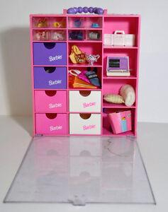 Barbie accessoires et garde-robe, coffret pour accessoires Gatineau Ottawa / Gatineau Area image 4