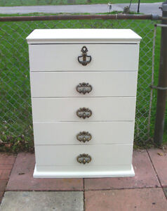 good chest of drawers-repainted