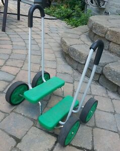 """Circus Pedal Roller """"We Play"""" - Trottinette de Cirque"""