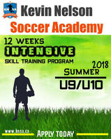 Intensive Soccer Skill Training Program