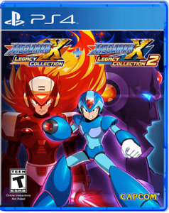 Megaman X legacy collection 1 & 2 PS4